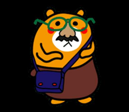 Bimbim Bear messages sticker-8