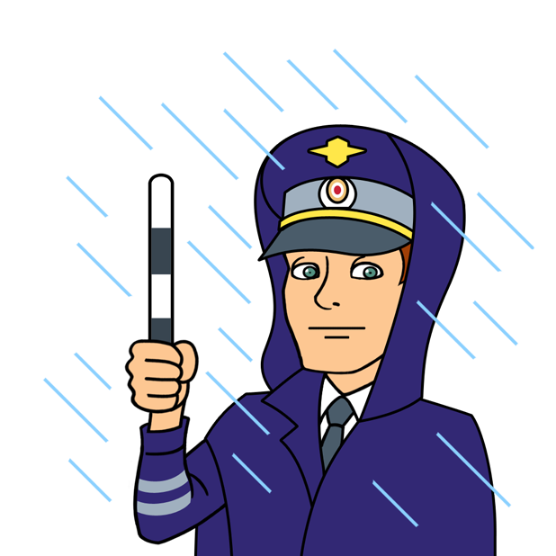 Police – stickers for iMessage messages sticker-4