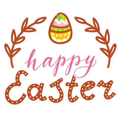 Hoppy Easter! messages sticker-3