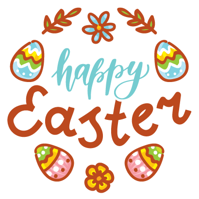 Hoppy Easter! messages sticker-5