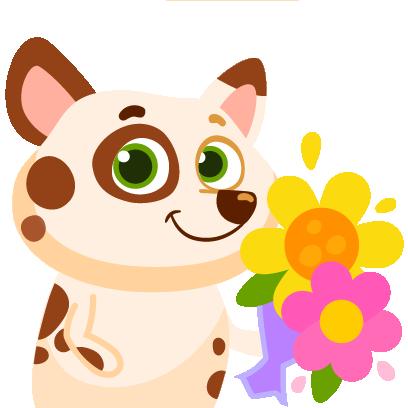 Duddu - My Virtual Pet messages sticker-2