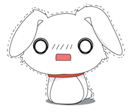 Vulnerable Bunny Stickers messages sticker-3