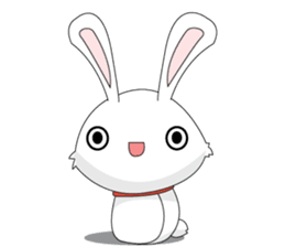 Vulnerable Bunny Stickers messages sticker-8