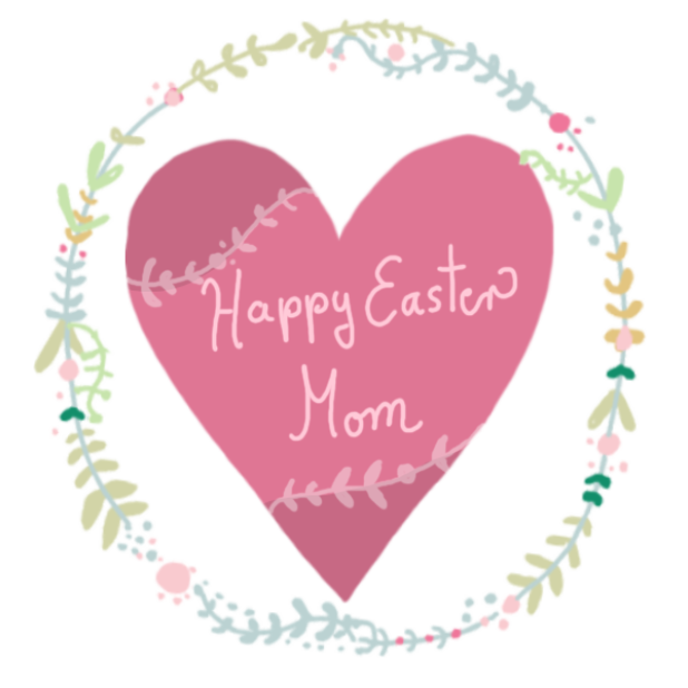 Cute Easter Wishes messages sticker-7
