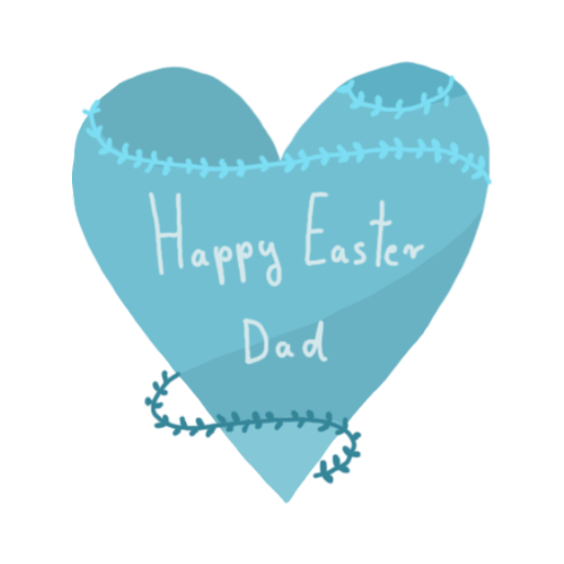 Cute Easter Wishes messages sticker-3