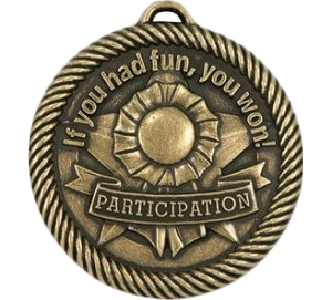 Participation Awards and Trophies messages sticker-5
