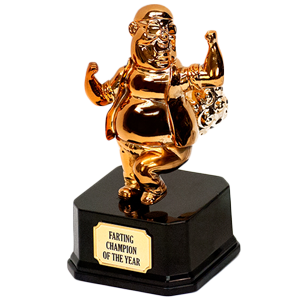 Participation Awards and Trophies messages sticker-9