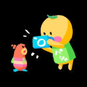 LIBERTY & SAMMY messages sticker-8