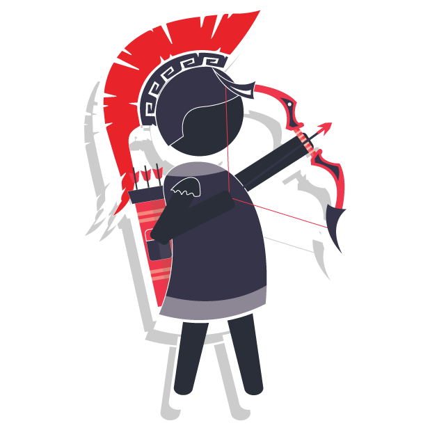 Archer.io: Tale of Bow & Arrow messages sticker-0