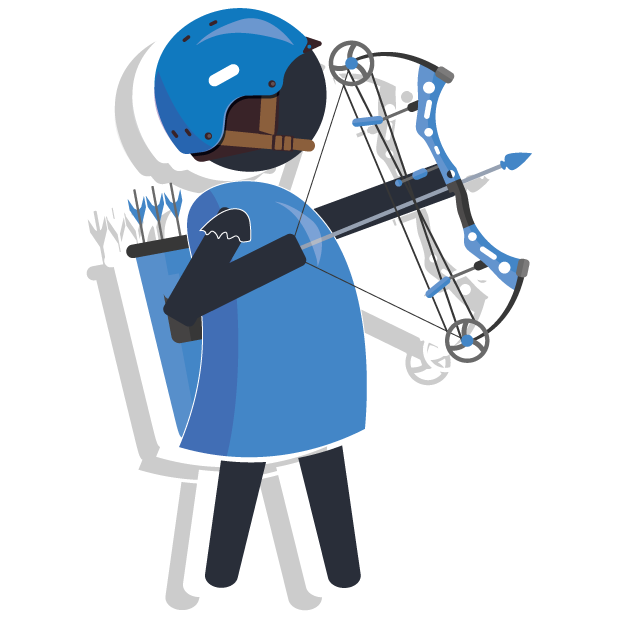 Archer.io: Tale of Bow & Arrow messages sticker-7