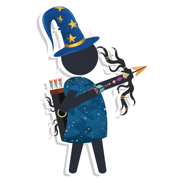 Archer.io: Tale of Bow & Arrow messages sticker-4