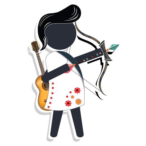 Archer.io: Tale of Bow & Arrow messages sticker-5