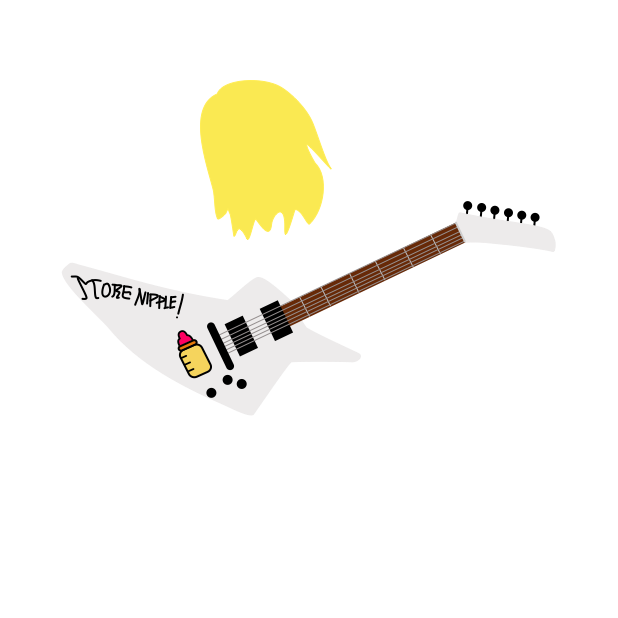 Mini Rock Band messages sticker-0