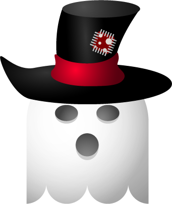Ghosts SP emoji messages sticker-4