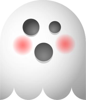 Ghosts SP emoji messages sticker-9