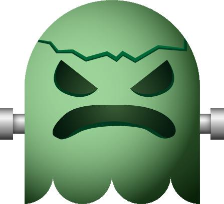 Ghosts SP emoji messages sticker-10