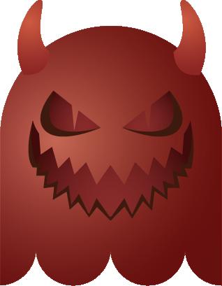 Ghosts SP emoji messages sticker-1