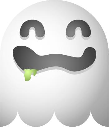 Ghosts SP emoji messages sticker-0