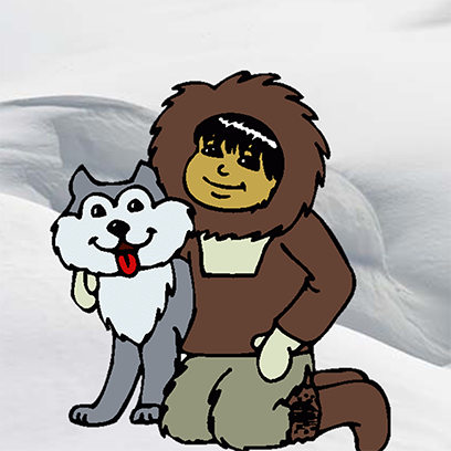 Eskimoji - Eskimos Emoji Stickers messages sticker-4