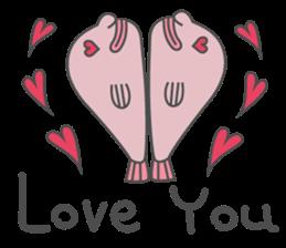 Blobfish The Ugliest Animal Sticker messages sticker-10