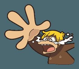 Adventurous Monkey Stickers messages sticker-10