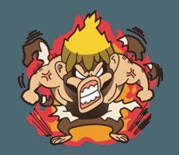 Adventurous Monkey Stickers messages sticker-8