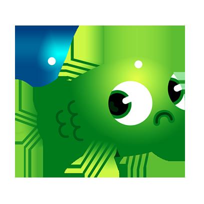 Fish & Trip messages sticker-2