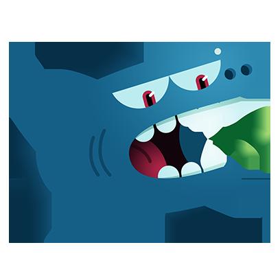 Fish & Trip messages sticker-8