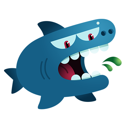 Fish & Trip messages sticker-6