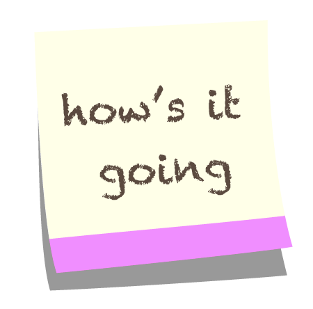 Choose a sticky note messages sticker-8
