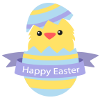 Fun Easter Emoji - Emoji Stickers for iMessage messages sticker-6
