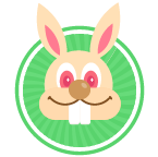 Fun Easter Emoji - Emoji Stickers for iMessage messages sticker-5