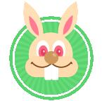 Fun Easter Emoji - Emoji Stickers for iMessage messages sticker-5