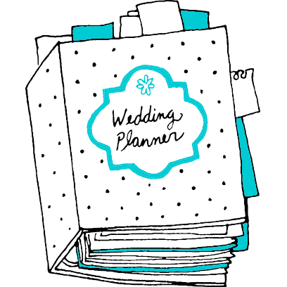 Zola Weddings messages sticker-8