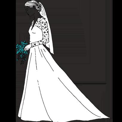 Zola Weddings messages sticker-5