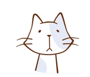 Friendly Cat! messages sticker-4