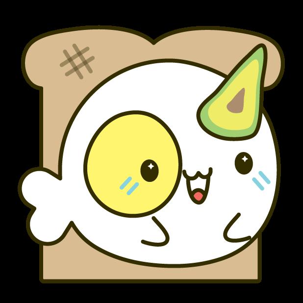 Gnarles messages sticker-11