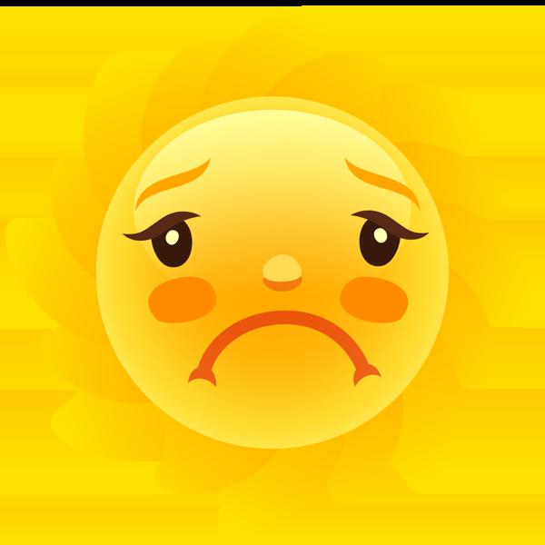 Weathermoji - emoji & stickers for weather update messages sticker-5