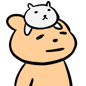 毎日くま&ねこステッカー Everyday Kuma & Neko Sticker messages sticker-0