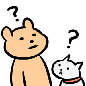 毎日くま&ねこステッカー Everyday Kuma & Neko Sticker messages sticker-7