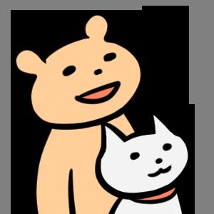 毎日くま&ねこステッカー Everyday Kuma & Neko Sticker messages sticker-5