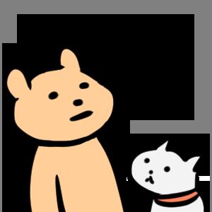 毎日くま&ねこステッカー Everyday Kuma & Neko Sticker messages sticker-7