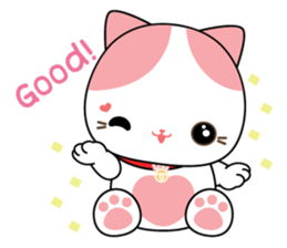 Little Cat Stickers Vol1 messages sticker-11