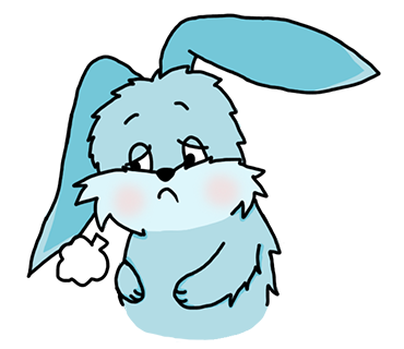 Benny Bunny Stickers messages sticker-5