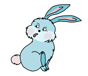 Benny Bunny Stickers messages sticker-7
