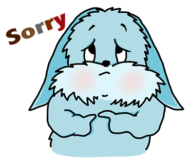 Benny Bunny Stickers messages sticker-0