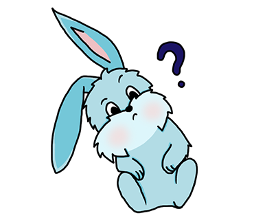 Benny Bunny Stickers messages sticker-3