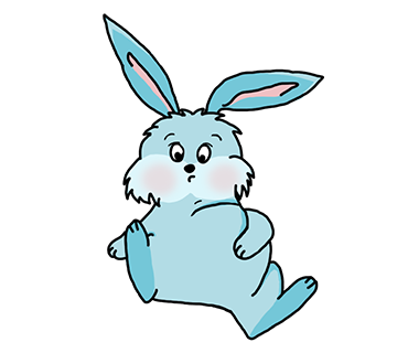 Benny Bunny Stickers messages sticker-11