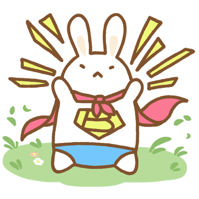 Easter Bun Bun messages sticker-0