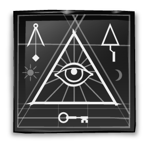 Masonic Symbols Stickers messages sticker-3